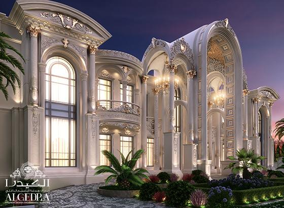 التصميم الخارجي للمنزل التصميم الخارجي السكني التصميم