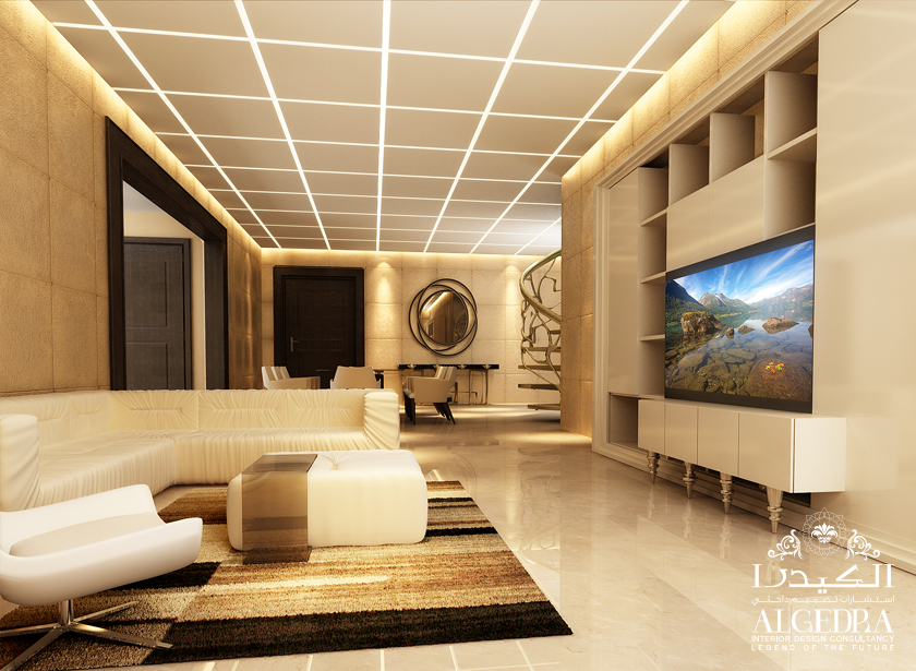 Family sitting room design interior decor ideas for Interior designs for sitting rooms