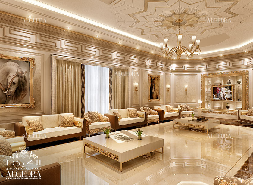 Family sitting room design interior decor ideas for Sitting hall interior designs