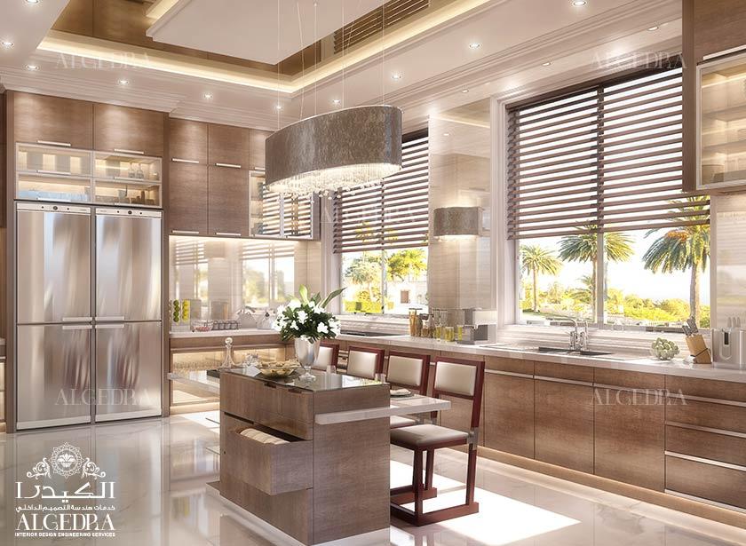 Kitchen interior design luxury kitchen designers Residential kitchen interior design