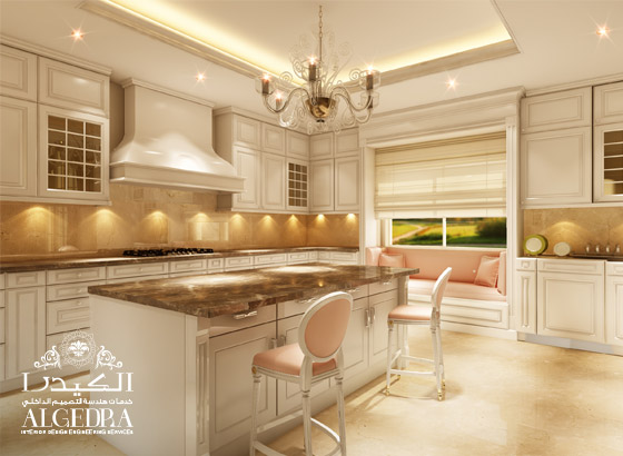 Kitchen Interior Design: Luxury Kitchen Designers