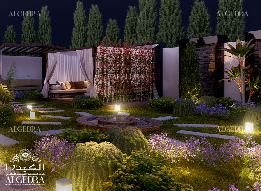 Interior landscape design services in uae algedra interior for Manapat interior landscape designs