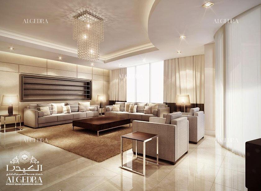 Family Majlis Design By Algedra
