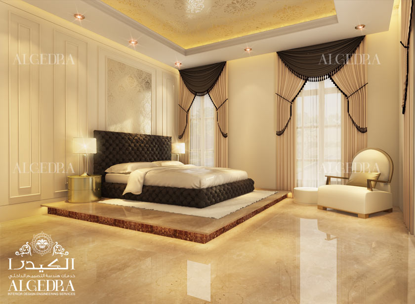 interior decoration of master bedroom luxury master bedroom design interior decor by algedra 18958