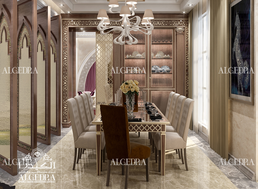 Islamic interior design islamic majlis decoration for Simple villa interior design