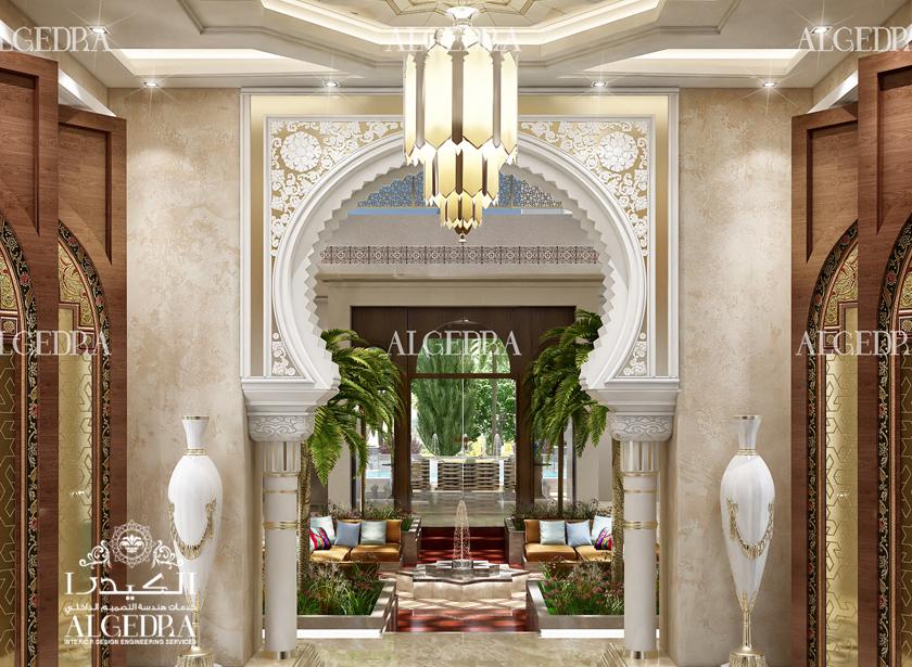 Islamic interior design modern islamic designs by algedra for Arabic interior decoration