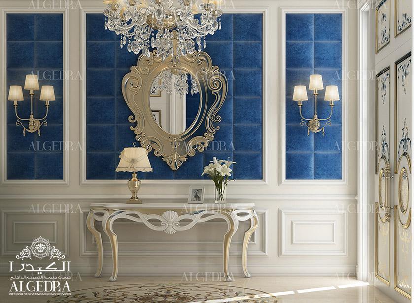 Unique home furniture - Lobby Entrance Design For Villas Houses Amp Palaces