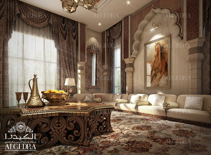 Arabic Majlis Interior Design Classy Majlis Design  Arabic Majlis Interior Design Decorating Design