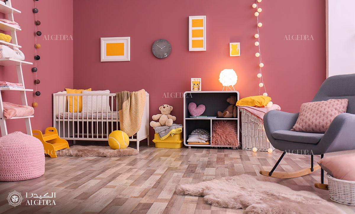 Unique girl nursery ideas
