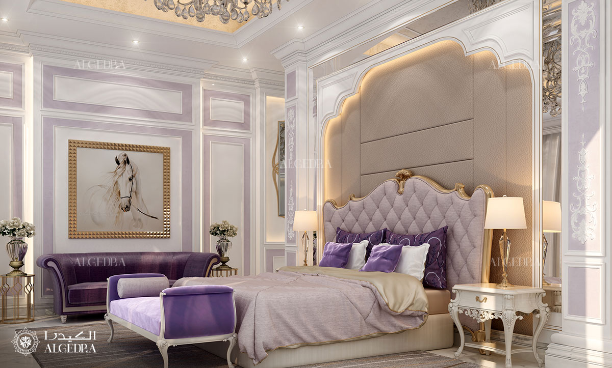 bedroom palace design