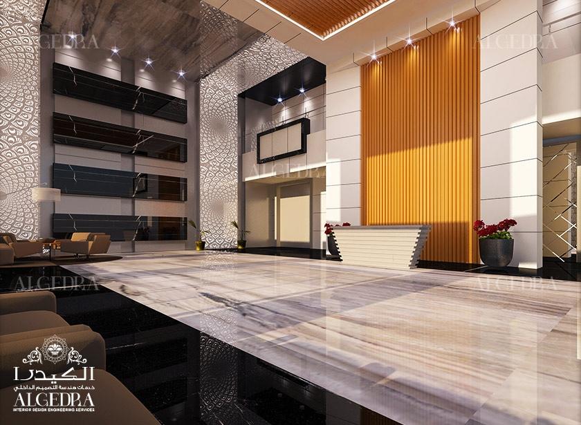 Hotel interior designers interior design company algedra for Hotel entrance design