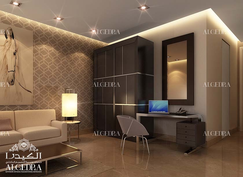 Hotel Interior Design & Commercial Hotel Design Projects by Algedra Interior