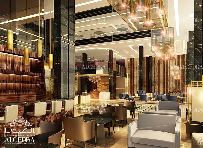Hotel interior designers interior design company algedra for Hotel interior decoration