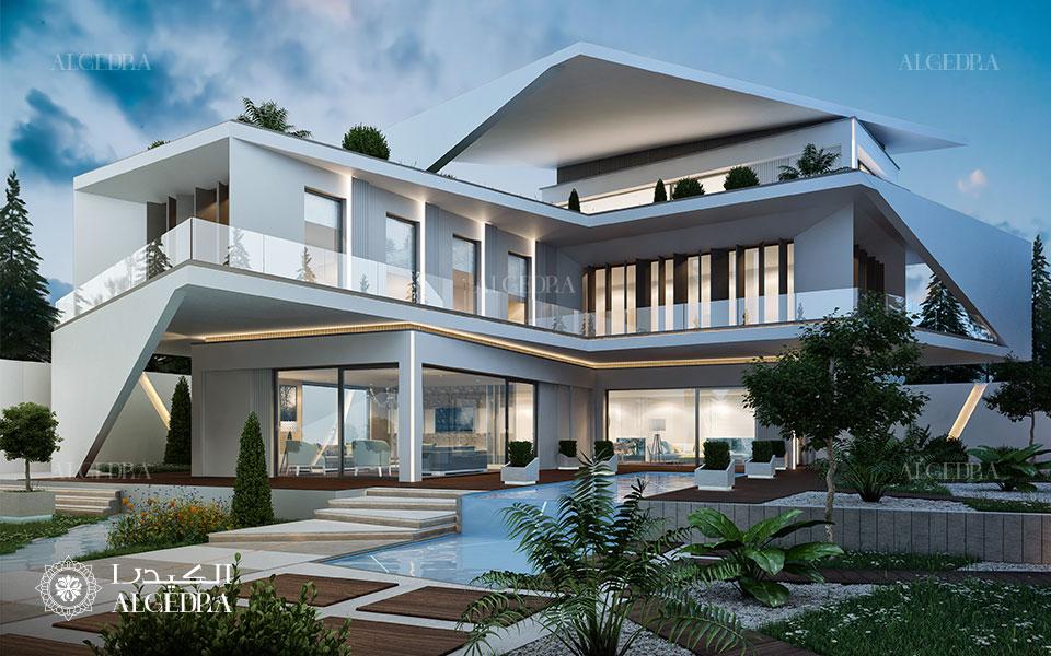 تصاميم معمارية حديثة