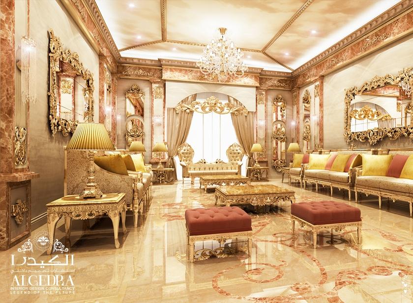 Stunning Luxury Living Room Furniture