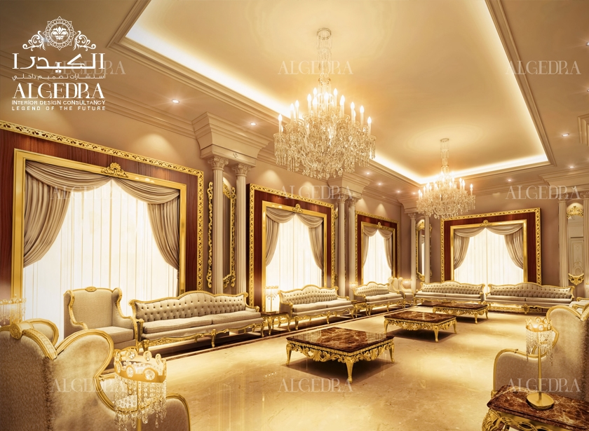 Majlis Design Arabic Interior
