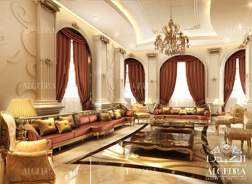 Majlis design arabic majlis interior design for Arabic home design