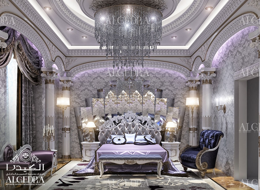 Bedroom interior design master bedroom design for Bedroom designs dubai