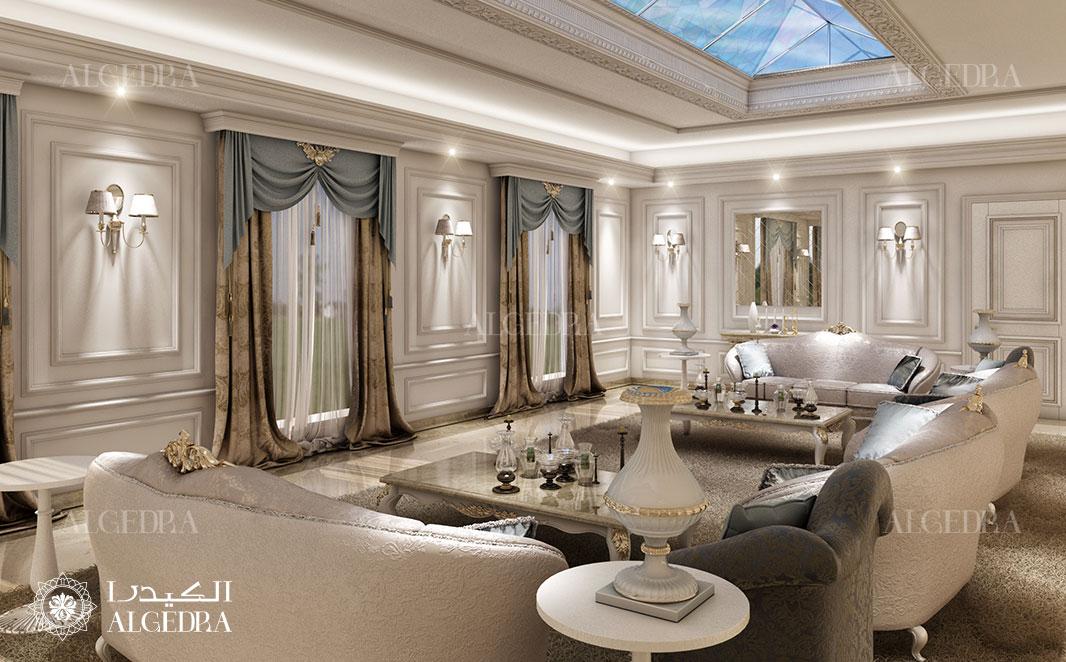 Men Majlis Design in Mohammed Bin Zayed City