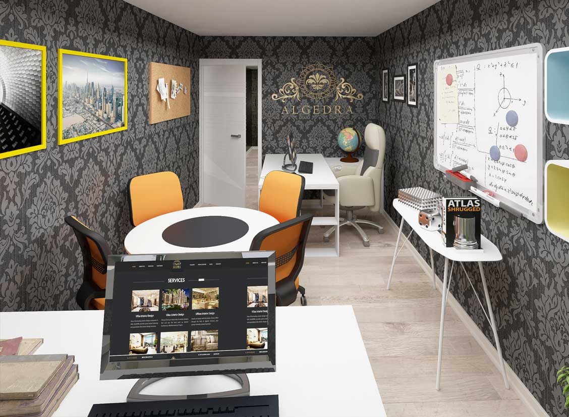 Office Interior Design by Algedra