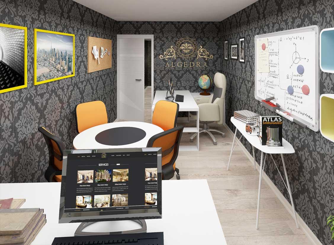 تصاميم مكاتبنا كانت إلهاماً لمنافسينا قبل أن تكون لعملائنا!