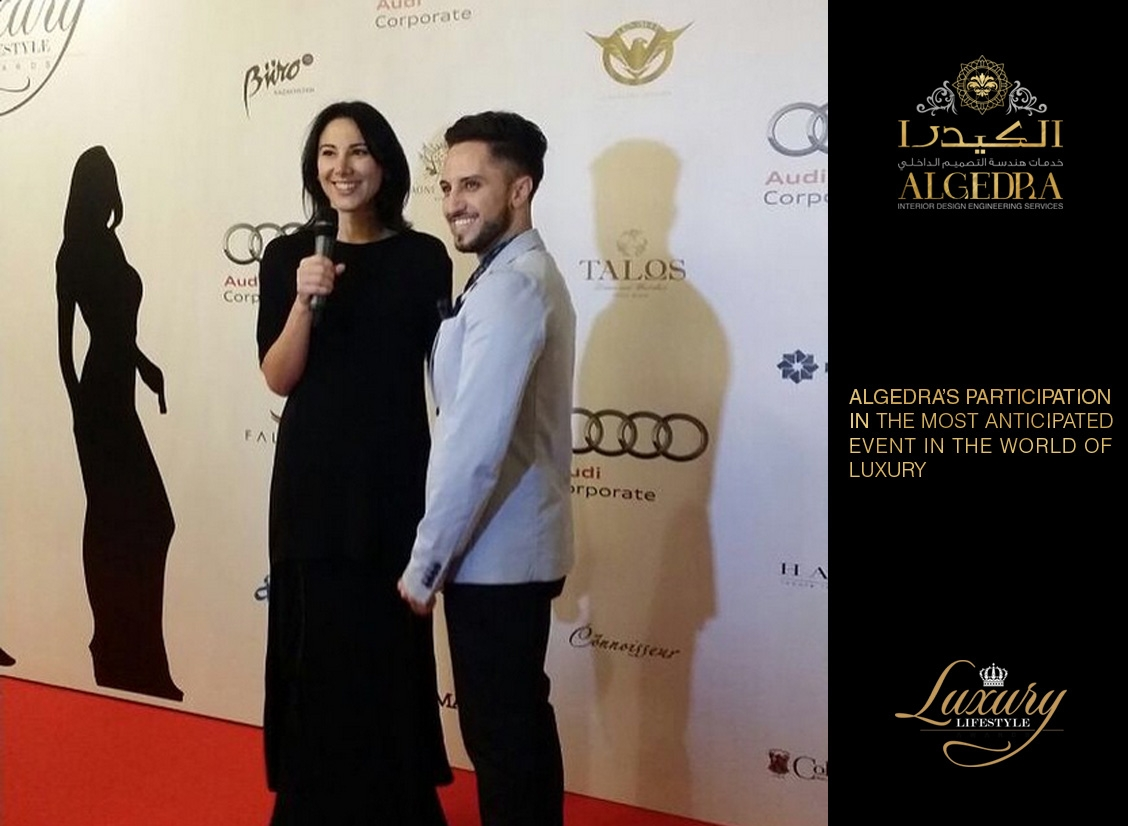 ALGEDRA at Luxury Lifestyle Awards