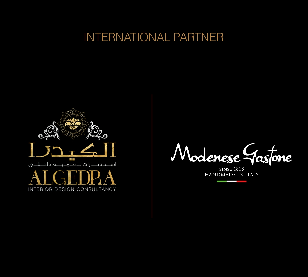 ALGEDRA Interior Design Partnership