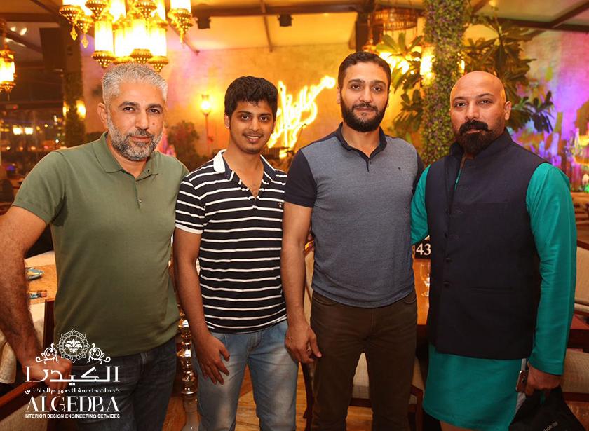 Algedra Official Iftar Dinner - 2017
