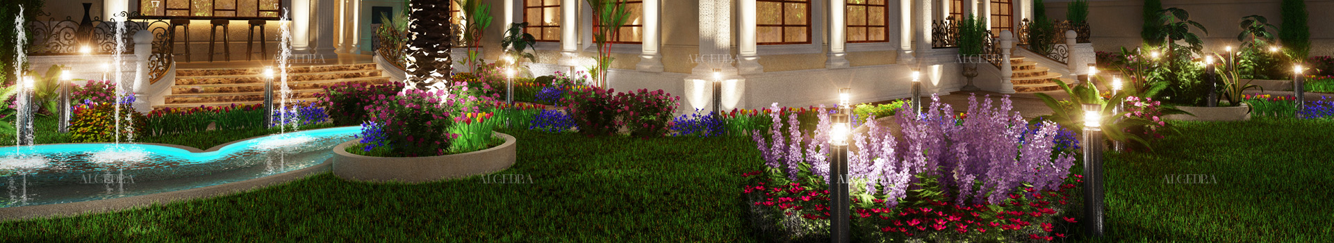 Interior landscape design landscaping design company for Manapat interior landscape designs