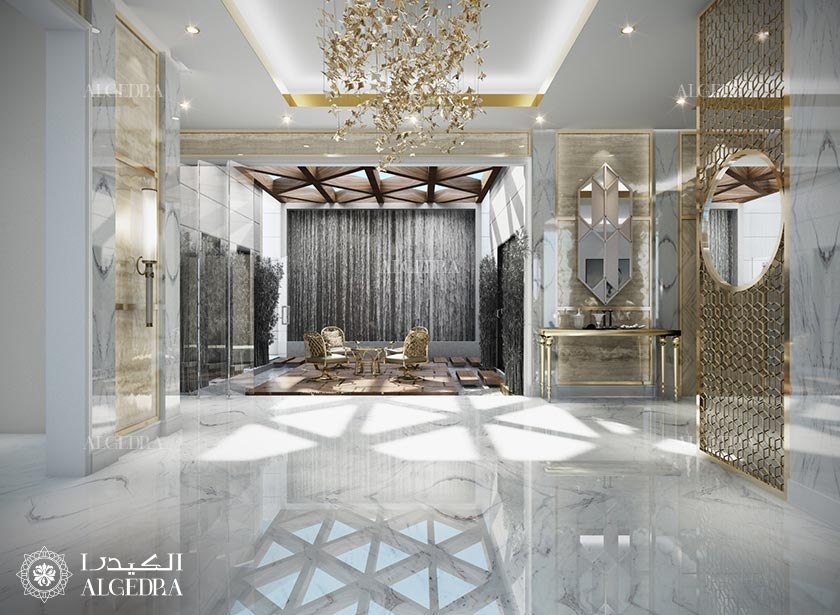Entrance Design Dubai