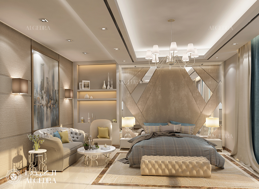 . Luxury Master Bedroom Design   Interior Decor by Algedra