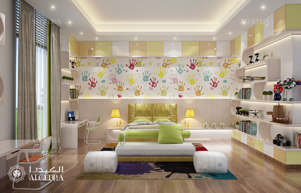 Kids bedroom - Kids Bedroom Design