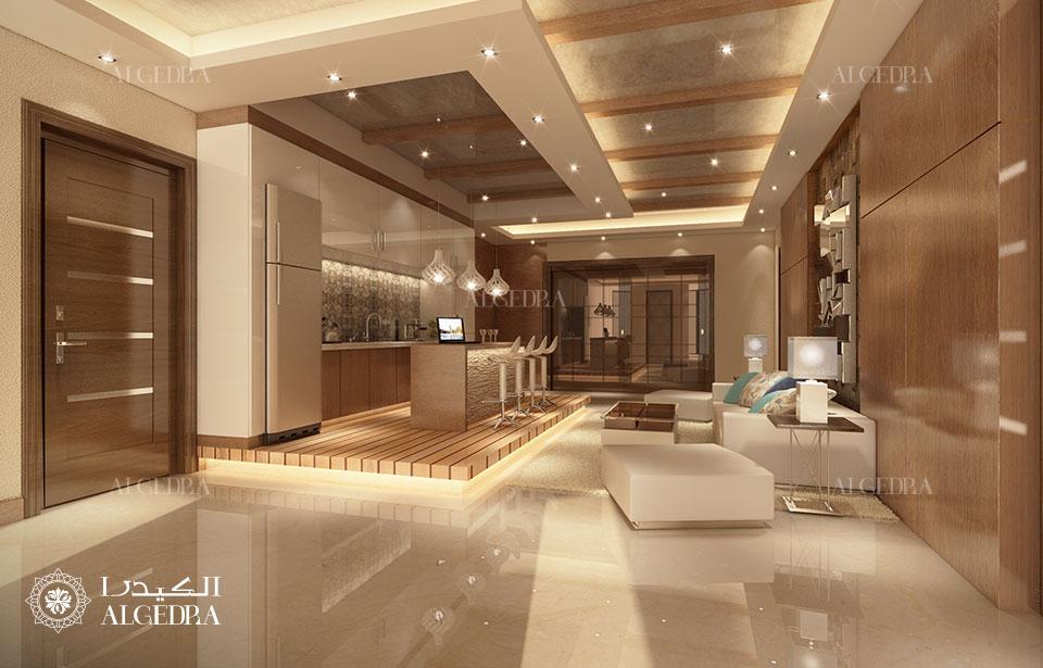 Interior Kitchen Design Concepts By Algedra Interior Team