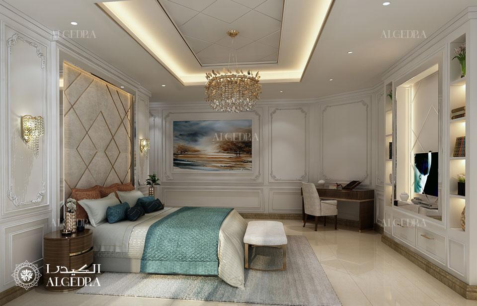 . Luxury Master Bedroom Design   Interior Decor by Algedra