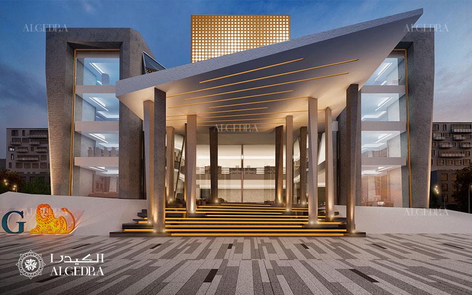 Modern Bank Architectural Designs