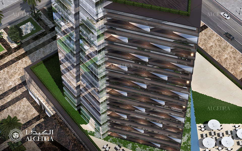 Commercial Tower Designs