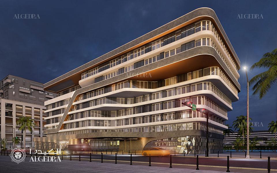 Conceptual Hotels Designs