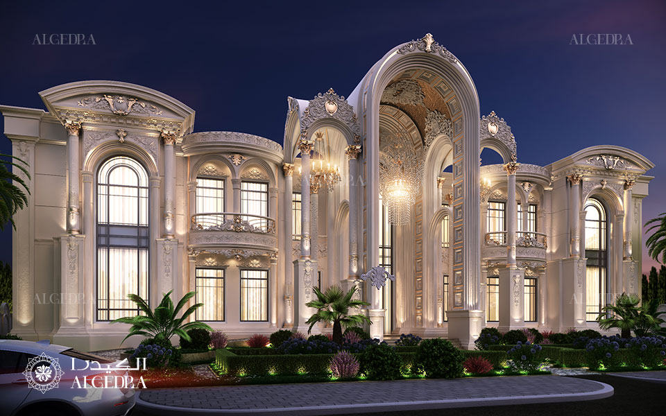 Luxury Palaces Designs