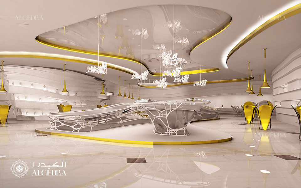 Jewelery Shop Interior Designs
