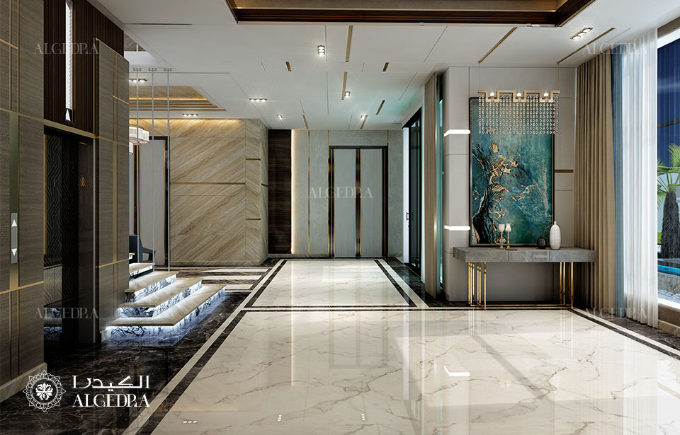 Entrance design algedra - Residential interior designers near me ...