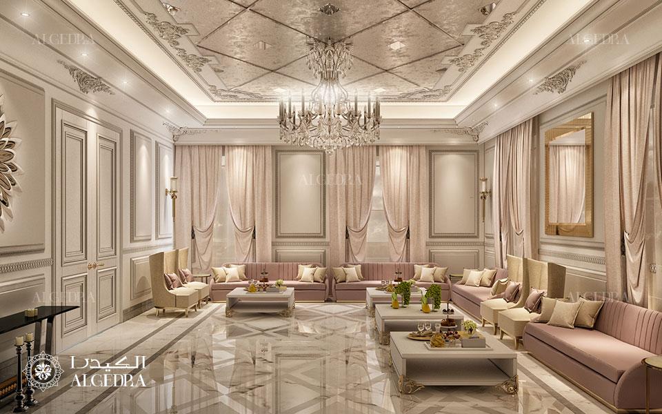 Luxurious Villa Interior