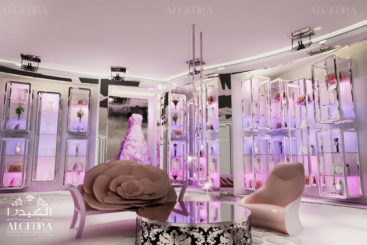 bridal boutique design