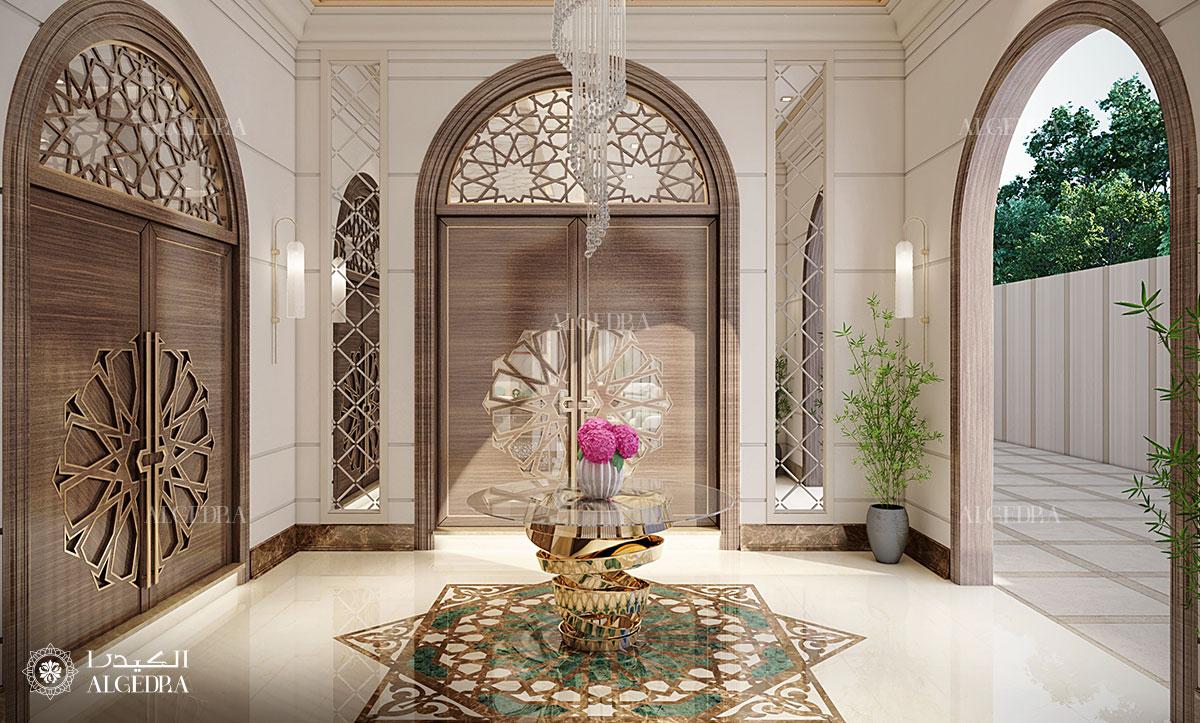 شركة ديكورات فلل في دبي