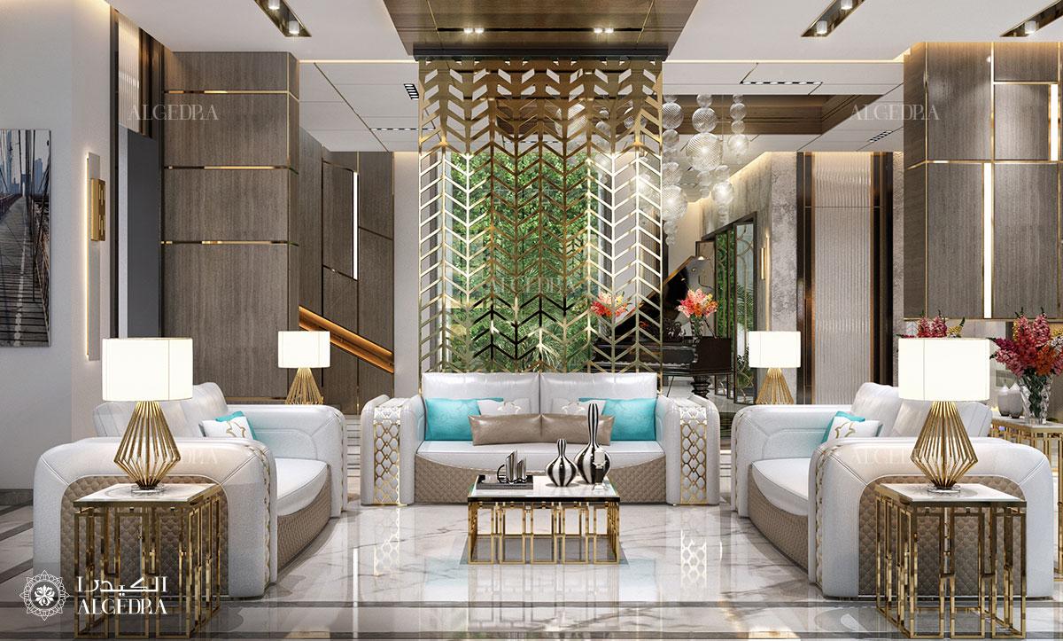 أفضل شركة للتصميم الداخلي في أبو ظبي