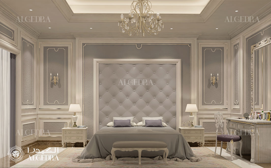 تصميم غرف النوم في أبوظبي